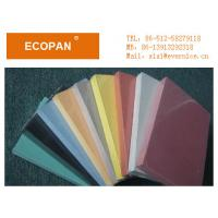 China Fiberglass Thermal Insulated Ceiling Tile With Excellent Sound Absorption on sale