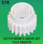Best 327F01060873 GEAR TEETH-20 FOR FUJI FRONTIER 550,570 minilab wholesale
