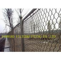 China Hot Dipped Galvanized / PVC Coated Fence with Galvanized Iron Wire Material on sale