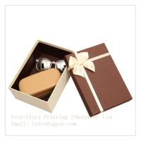 Best fineness packing box jewelry box customize design exquisite box with ribbon wholesale