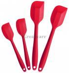 Best Non-StickSilicone Spatula Set of 4 wholesale