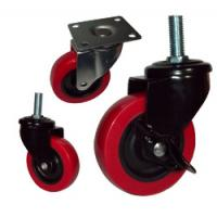 Best Fixed PU Office Chair Caster Wheel wholesale