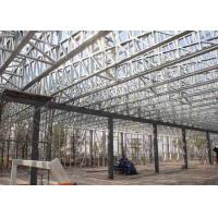 Best 3 - 8 M Height Clear Polycarbonate Greenhouse For Vegetable Planting With Solar PV Power wholesale