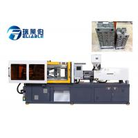China 5500 Kn Sole Injection Machine , Mini Injection Molding Machine For Plastic on sale
