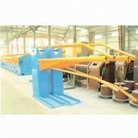 China Duck type wire pay-off machine/wire coil machine/wire drawing machine/nail making machine on sale