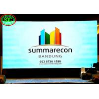 Buy cheap SMD RGB Indoor Advertising Led Display Screen/Flexible Led Screen Display from wholesalers