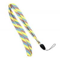 China 10mm X 900mm Colorful Cell Phone Neck Lanyard For Motorola Blackberry Accessory on sale