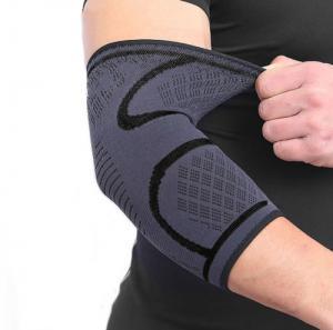 Sport Breathable Basketball Elbow Sleeve , Soft Neoprene Forearm Sleeve