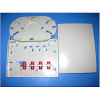 Best Indoor Fiber Wall Socket Fiber Optic Termination Box With ABS Plastic Fibre Wall Outlet wholesale