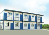 China Prefab House/Building-3 on sale