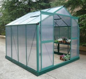 Best anodized aluminum greenhouse wholesale