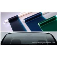 Best Bullet Proof Glass Safety PVB Film , High-Rise Building Glass Lamination Film wholesale