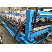 Best High Speed Stand Pillar Roof Panel Roll Forming Machine , Roll Forming Equipment wholesale