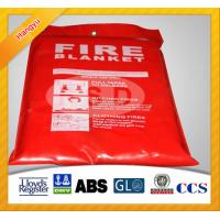 China Self-extinguishable 550Cdegree fire blanket on sale