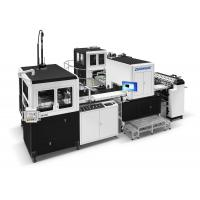 China High Speed Automatic Paper Box Making Machine With Motion Controller on sale