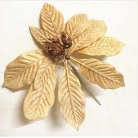 China Sweet Home Theme Fabric Craft Flowers Real Touch Artificial Single Spray on sale