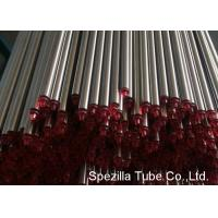 China TP316 / 316L Precision & Cold Drawn Stainless Steel Tubing Size 6mm - 25.4mm on sale