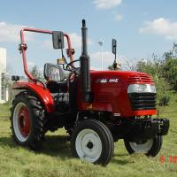 Buy cheap China Compact Four Wheel Lawn Tractor JM200E 20hp 2wd Agricultural Farm Tractor With CE from wholesalers