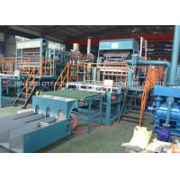 Best 2000pcs/hr Automatic Paper Egg Tray Making Machine , Roller Type wholesale