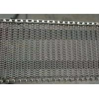 Best Food Industry Chain Conveyor Wire Mesh Belt For Vegetable Washing Machine wholesale