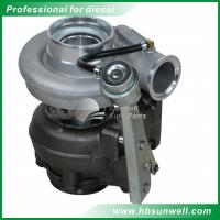 China SAA6D114E Engine Turbo Chargers For Trucks Holset HX40W 6745-81-8040 4039139 on sale
