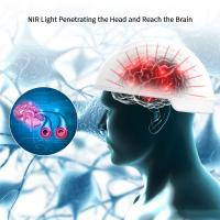 Buy cheap White Color Health Analyzer Machine Blood Photobiomodulation Therapy For Brain from wholesalers
