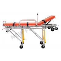 Best Roll in Self Collapsible Aluminum Ambulance Stretcher Patient Transfer Stretcher wholesale