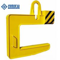 China Rough Handling 10t Steel Coil Lifting Equipment , C Shaped Hook For Keychain on sale