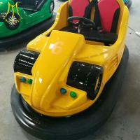China Hansel outdoor playground equipment for sale and amusement park children games bumper car on sale
