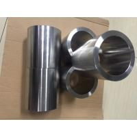 Best TP304L TP316L Seamless Stainless Steel Sleeve Rolling Or Drawing CNC Machining wholesale