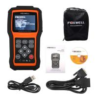 Best Foxwell NT415 EPB Service Tool OBD2 Diagnostic , Electronic Parking Brake Tool wholesale