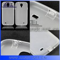 Best Wholesaler phone case for galaxy s4 with white color wholesale