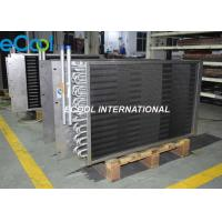 China Stainless Steel Finned Tube Heat Exchanger / OEM Fin Type Heat Exchanger on sale