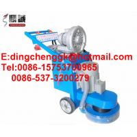 China dry and wet concrete polishing machine on sale