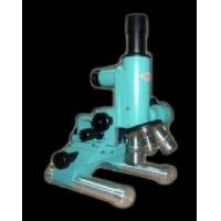 China Monocular Portable upright Metallurgical Microscope SM-3 50x - 1000x with LED Lighting on sale