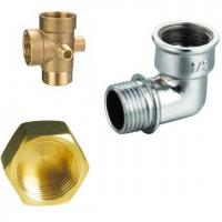 Best Normal Brass Fitting Connector Pipe Fitting wholesale
