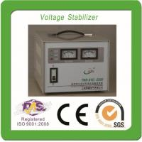 Buy cheap Single Phase Relay & Servo Motor AVR from wholesalers