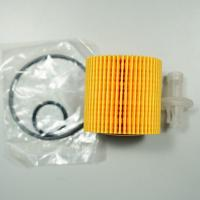 Best Toyota Corolla Prius Auto Oil Filters High Filtration Efficiency 04152-37010 wholesale