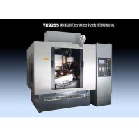 Best High Speed CNC Gear Chamfering Machine With Finger Wheel, Grinding Wheel Spindle wholesale