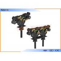 Best Electric 4 Ploes Conductor Tensioning System To Moving Power Load wholesale
