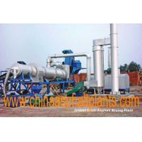 China dayu asphalt drum mixing plant manufacturer on sale