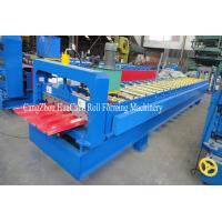 China Long Span Roof Sheet Forming Machine on sale
