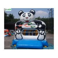 Best Indoor Panda Inflatable Bounce Houses Mini Jumping Castles for Rent wholesale