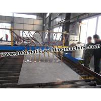 Best High Speed H Beam Production Line , Gantry CNC Flame Cutting Machine wholesale
