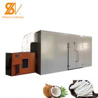 Best Commercial  Hot Air  Fruit Blower Mesh Belt Vegetable  Drying Machine Meat Seafood Dryer wholesale