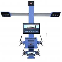 T75 4 Wheel Drive Wheel Alignment 3EXCEL High Accuracy 3D With Automatic Tracing
