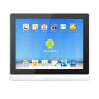 Best 1024*768 Resolution Industrial Android Tablet 10.4 Inch Panel PC Aluminum Alloy wholesale