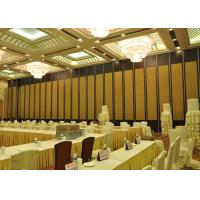 Best Conference Room Dividers , Slidng Door For Meeting Room , No Floor Track wholesale