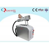 Best Cleaning Paint / Dust / Oxide Coating Laser Rust Removal 2 Axis Scanning Motor wholesale