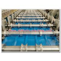 Best Corrugated Steel & Aluminium Roofing Sheet Cutting Machine With  Electric PLC Control System wholesale